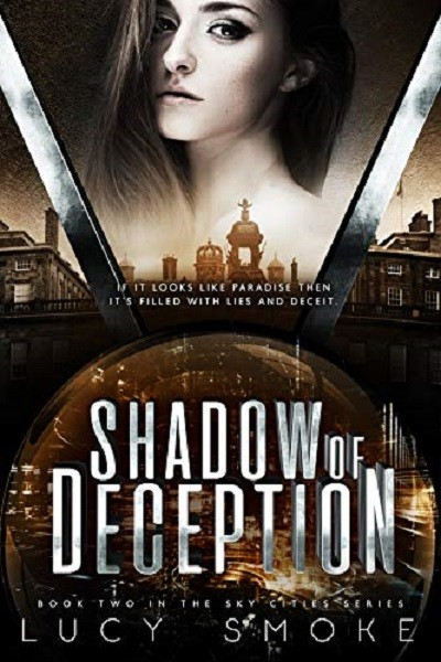 Dystopian Book Shadow of Deception