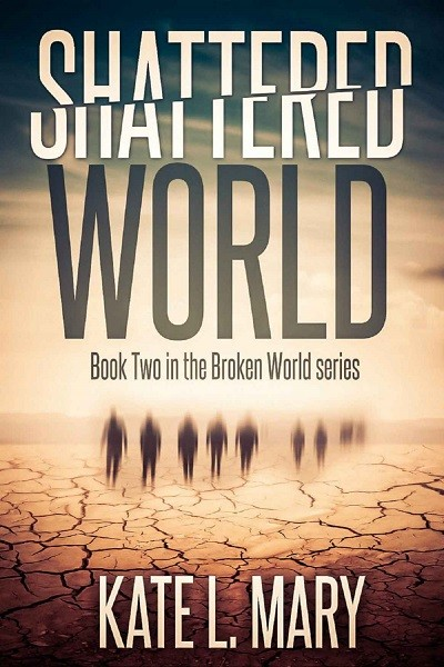 Dystopian Book Shattered World