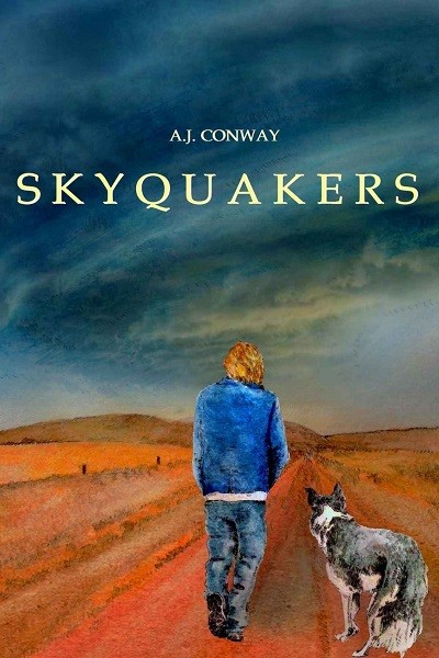Dystopian Book Skyquakers