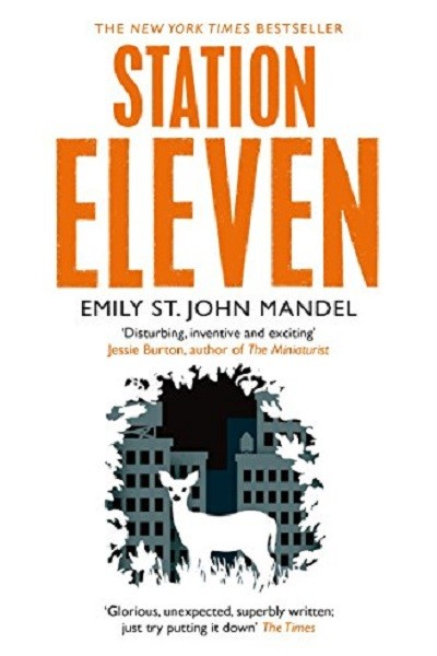 Dystopian Book Station Eleven