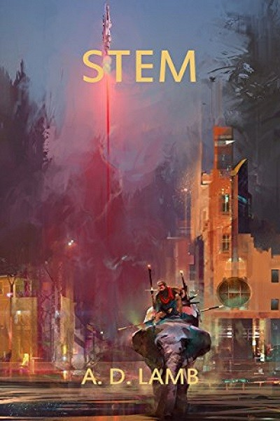 Dystopian Book Stem