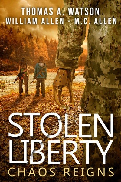 Stolen Liberty: Behind the Curtain