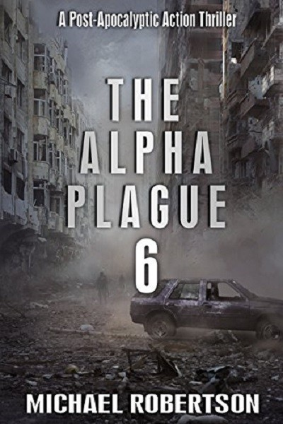 Dystopian Book The Alpha Plague 6