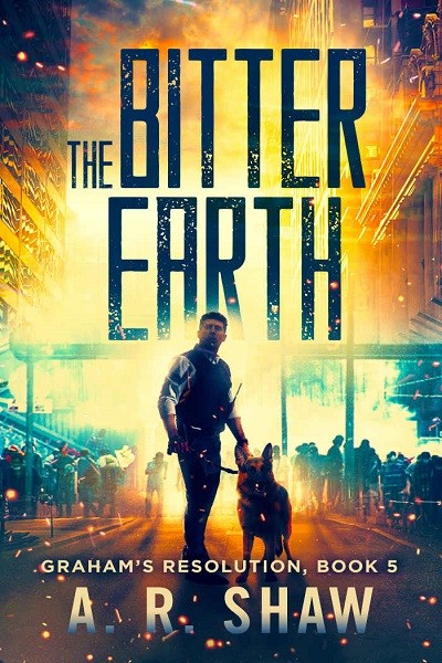 Dystopian Book The Bitter Earth