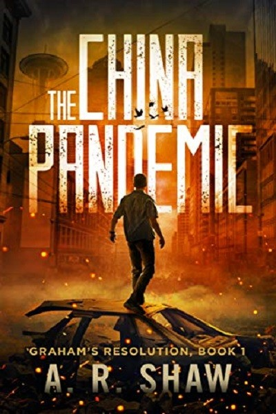 Dystopian Book The China Pandemic