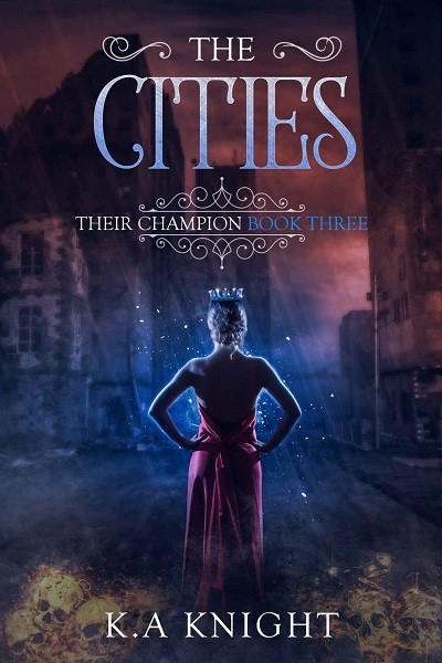 Dystopian Book The Cities