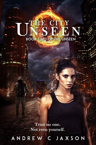 Dystopian Book The City Unseen