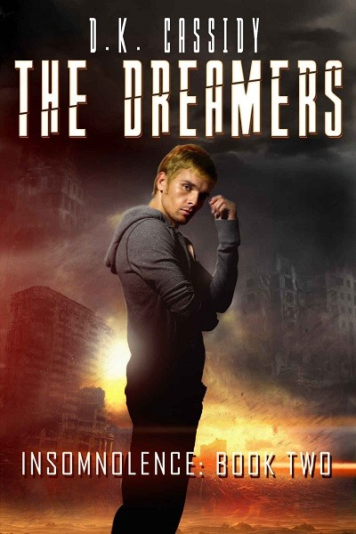 Dystopian Book The Dreamers