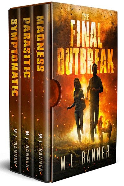 Dystopian Book The Final Outbreak