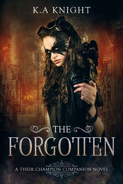Dystopian Book The Forgotten
