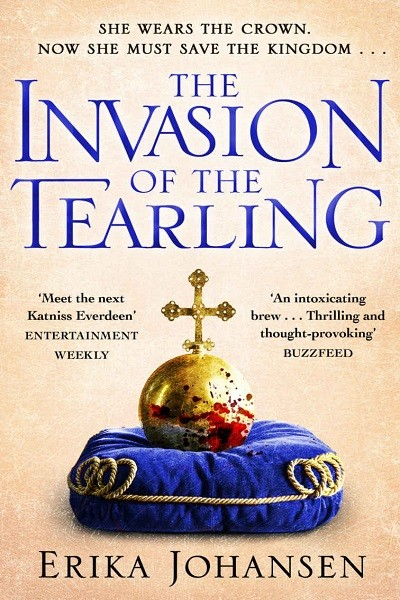 Dystopian Book The Invasion of the Tearling