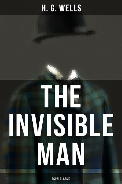 Dystopian Book The Invisible Man