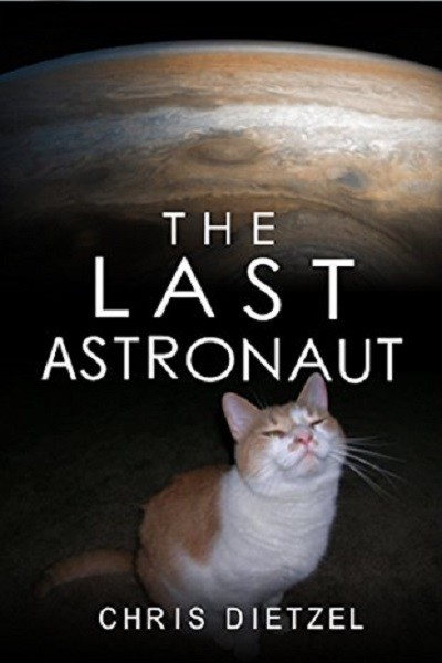 Dystopian Book The Last Astronaut