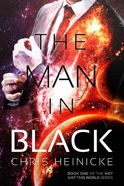 Dystopian Book The Man In Black