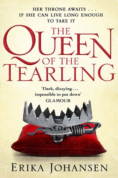 Dystopian Book The Queen of the Tearling