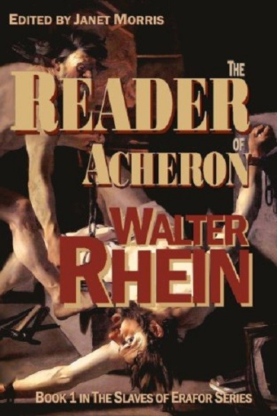 Dystopian Book The Reader of Acheron