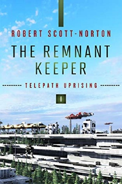 Dystopian Book The Remnant Keeper