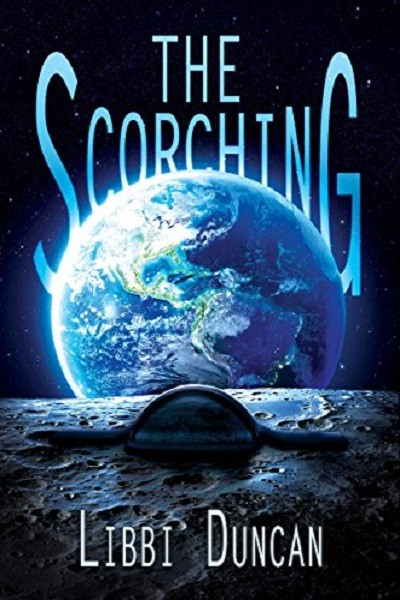 Dystopian Book The Scorching