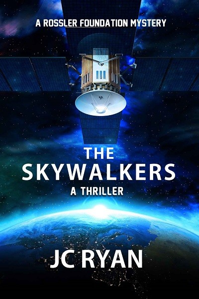 Dystopian Book The Skywalkers: A Thriller