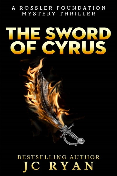 Dystopian Book The Sword of Cyrus
