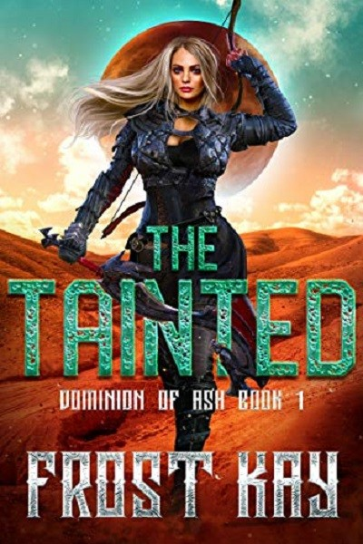 Dystopian Book The Tainted