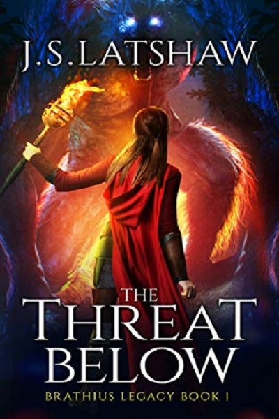 Dystopian Book The Threat Below