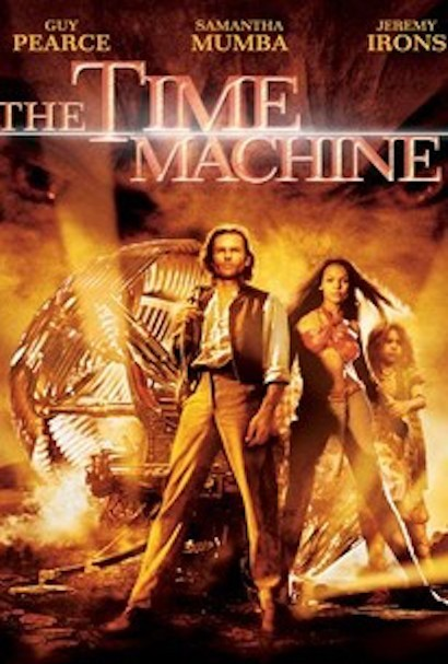 The Time Machine Movie