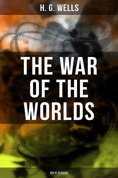 Dystopian Book The War of the Worlds