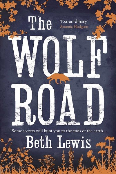 Dystopian Book The Wolf Road