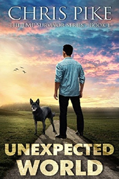 Dystopian Book Unexpected World