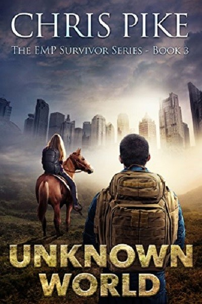 Dystopian Book Unknown World