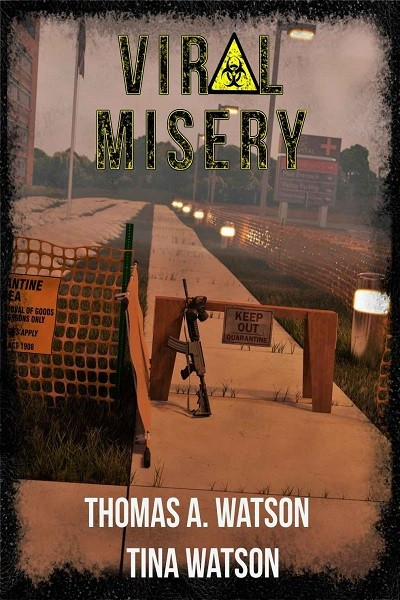 Dystopian Book Viral Misery