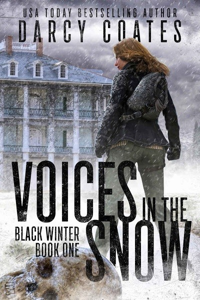 Dystopian Book Voices in the Snow