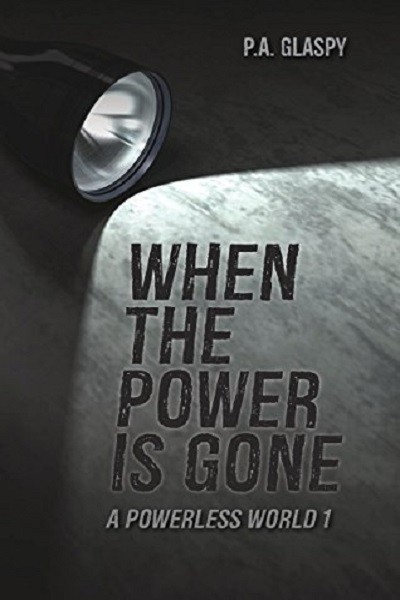 Dystopian Book When the Power is Gone
