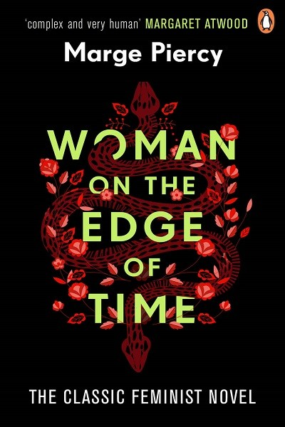 Dystopian Book Woman on the Edge of Time