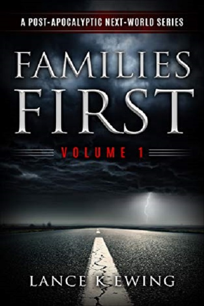 Dystopian Book Families First