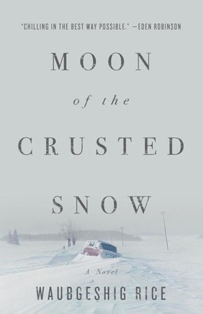 Moon of the Crusted Snow