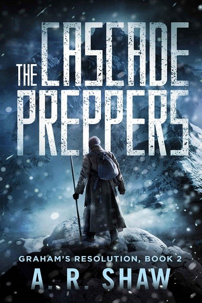 Dystopian Book The Cascade Preppers