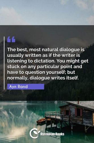 The best, most natural dialogue is usually written as if the writer is listening to dictation. You might get stuck on any particular point and have to question yourself; but normally, dialogue writes itself.