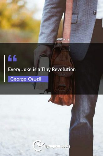 Every Joke is a Tiny Revolution